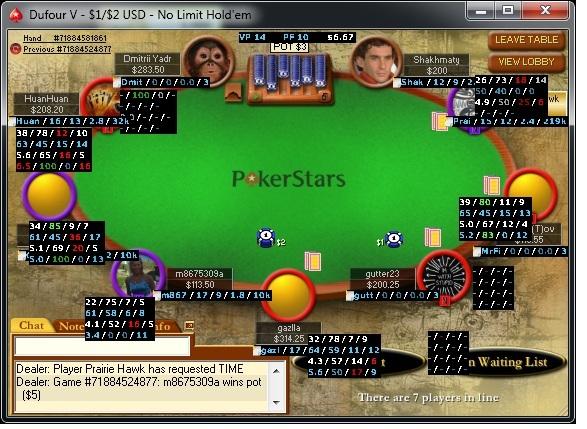 Настроить Покер Тракер V 3 14